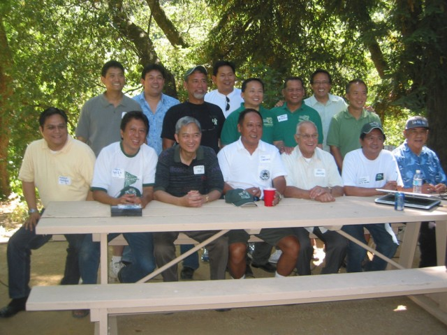 "<h3> Splash</h3>  LSGH alumni have their group photo with Br. Dominic and Br. Armando at the 2007 summer picnic at Mont La Salle.  <a href=""http://dlsaanc.org/splash/"">2007 summer picnic at Mont La Salle</a>"